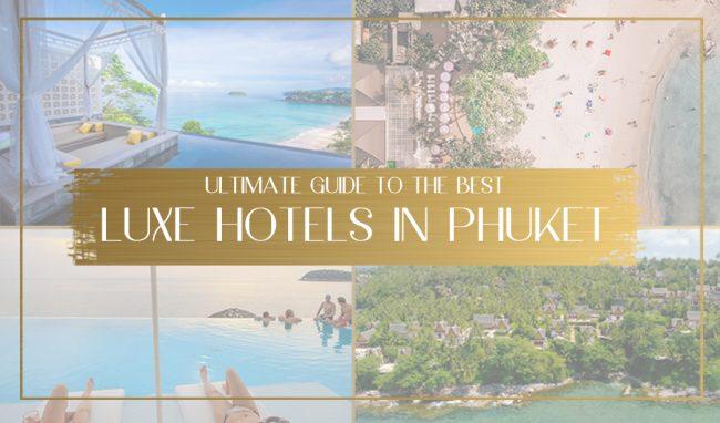 Best luxury hotels in Phuket main