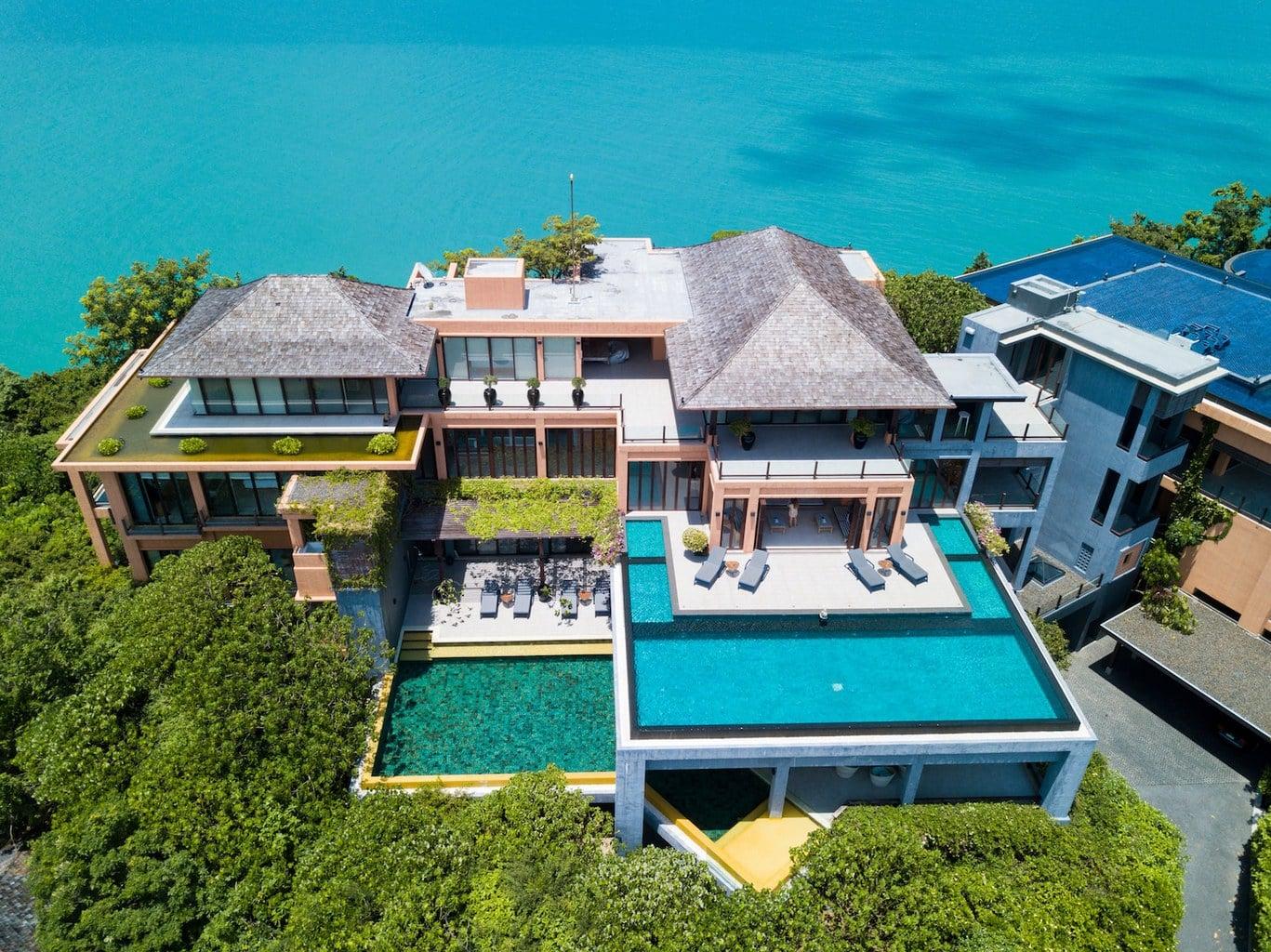"""""""The owner's villa at Sri Panwa"""""""