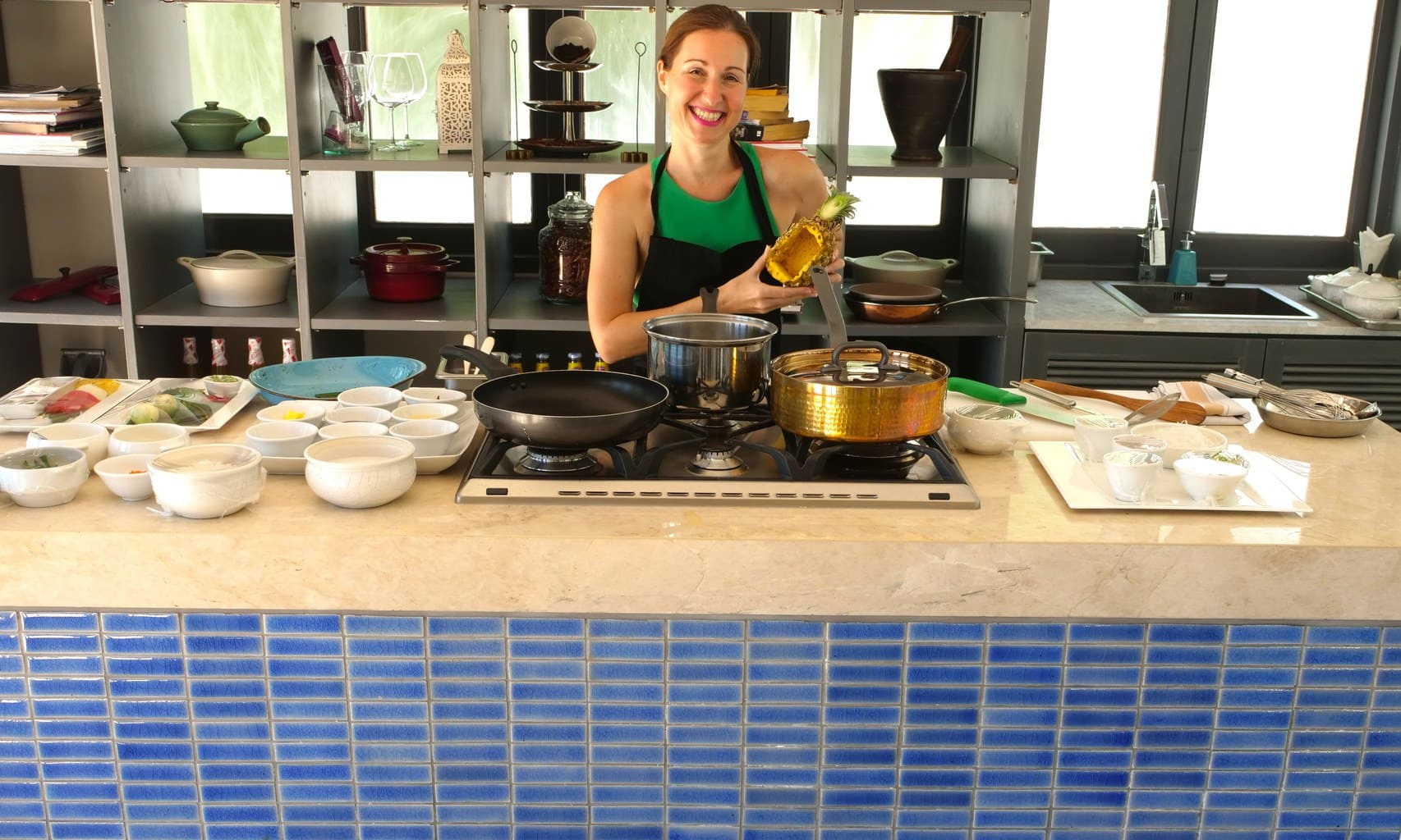 """Cooking class The Boathouse Phuket"""