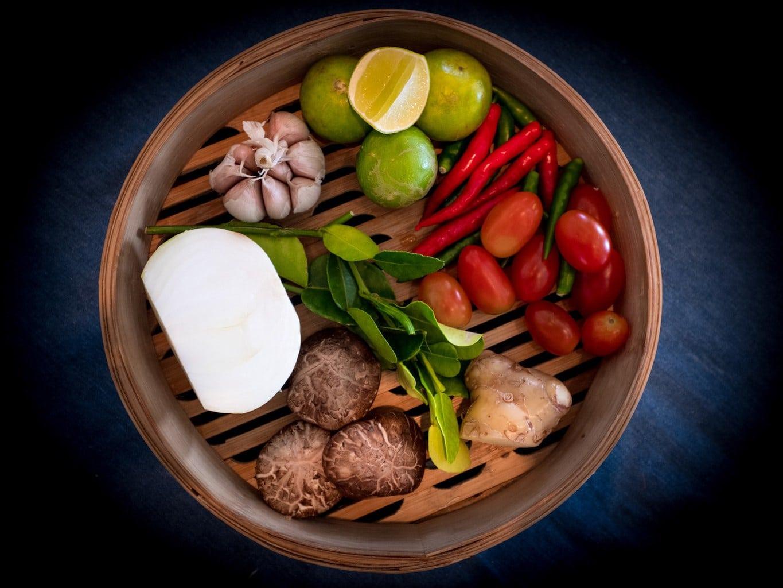 """""""Thai ingredients"""""""