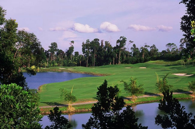 Woodlands Golf Course Bintan