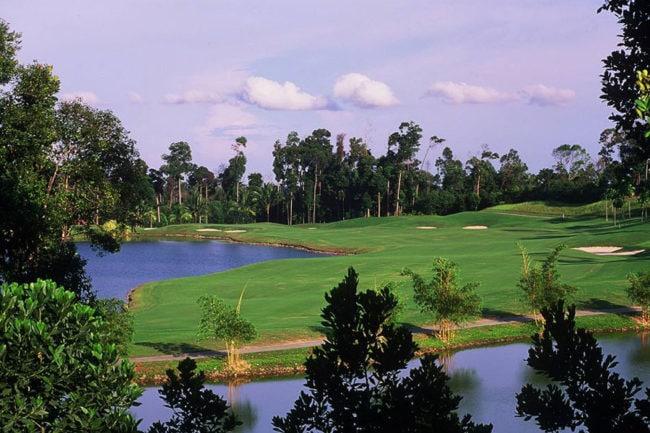 Woodlands Golf Course Bintan