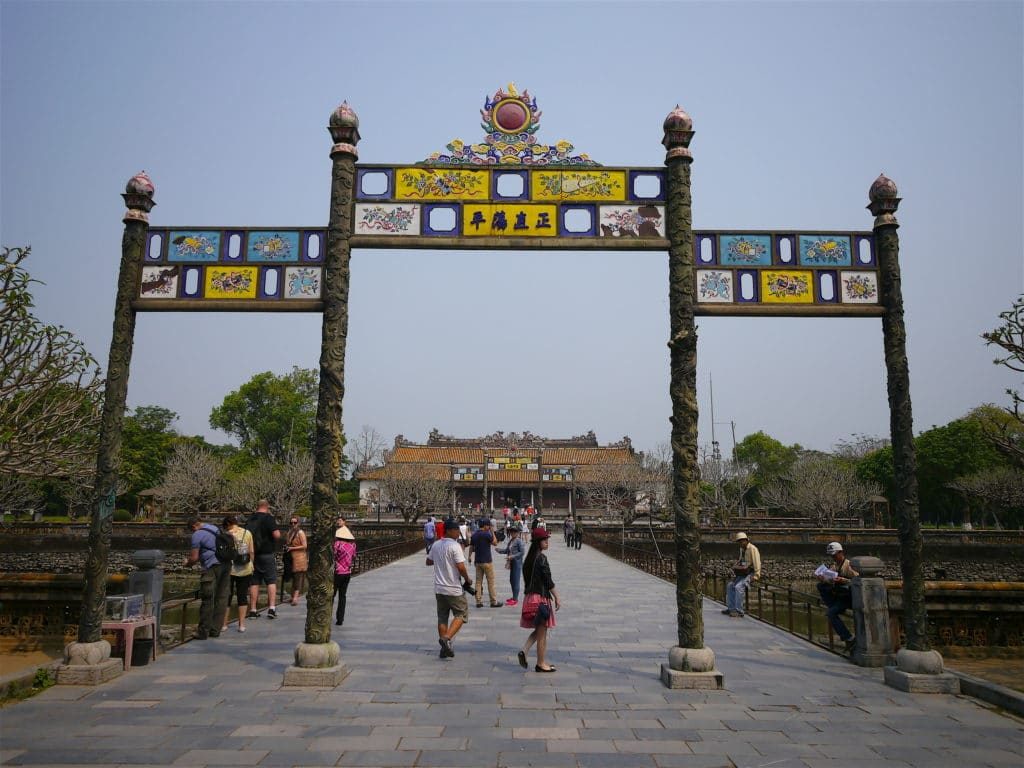 Guide to Hue Imperial City