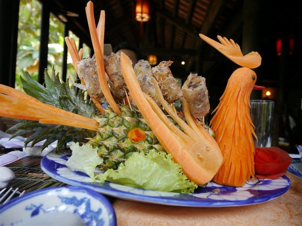 Y Thao Garden restaurant Hue
