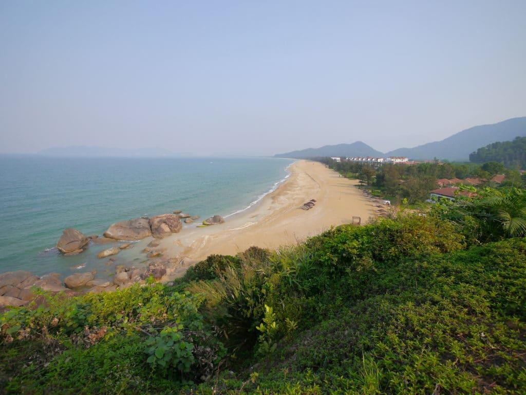 Banyan Tree Lang Co Beach