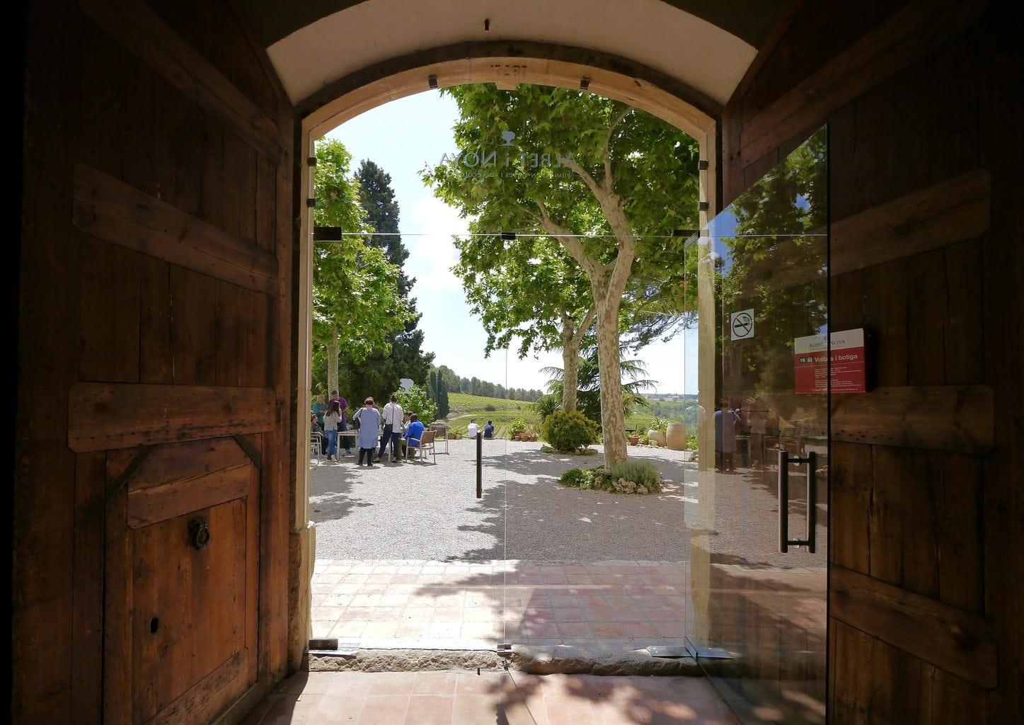 Wineries near Barcelona Albet i Noya
