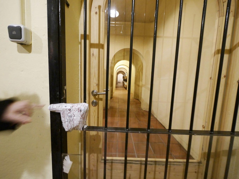 Celler de Capçanes Kosher cellar