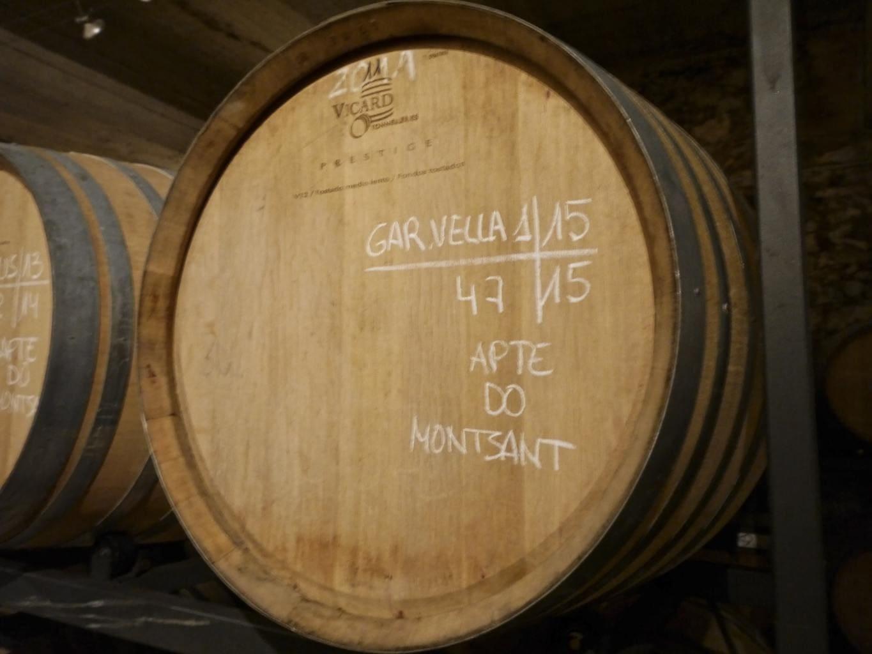 Celler de Capçanes barrels