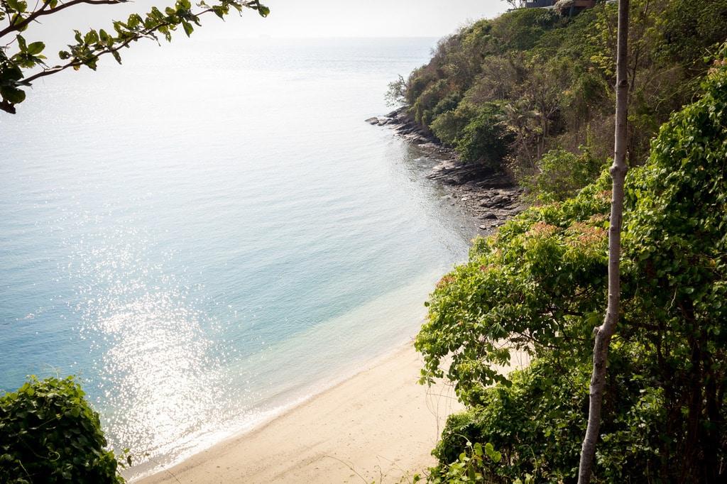 Sri Panwa beach