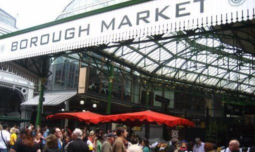 London food market tour