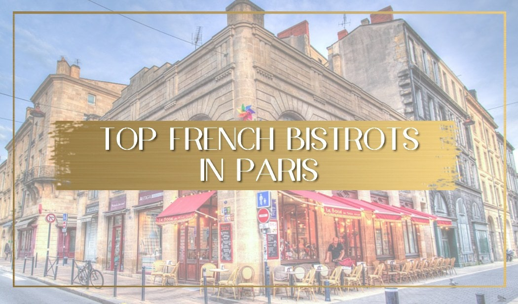 Paris bistros main