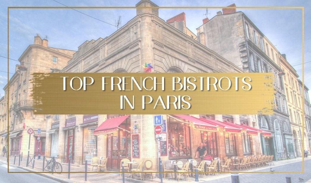 Paris bistros main