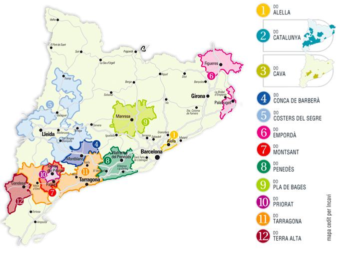 Catalunya Wine DO