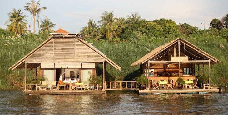 Mekong River Bungalows Phnom Penh