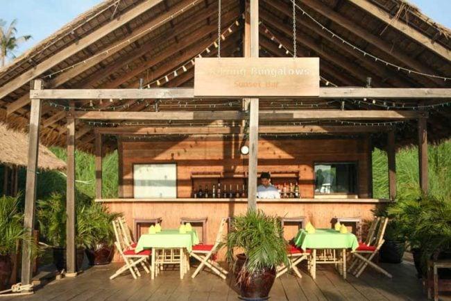 Mekong Bungalow bar