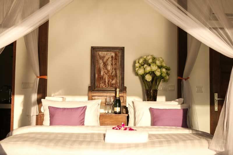 Mekong Bungalow room
