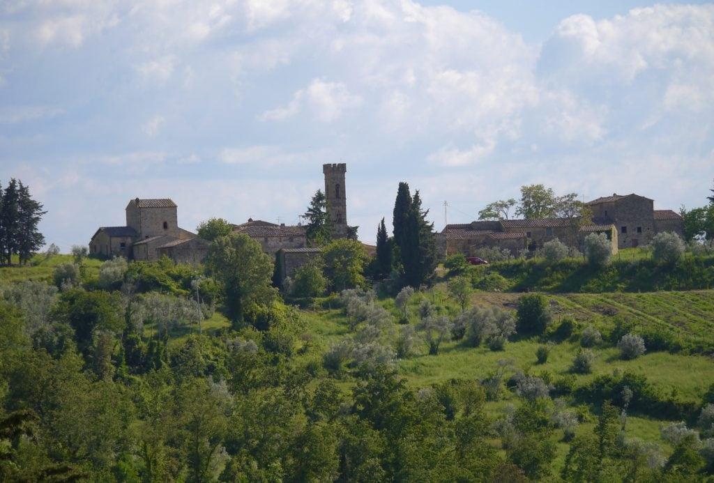 Biodynamic wines in Chianti