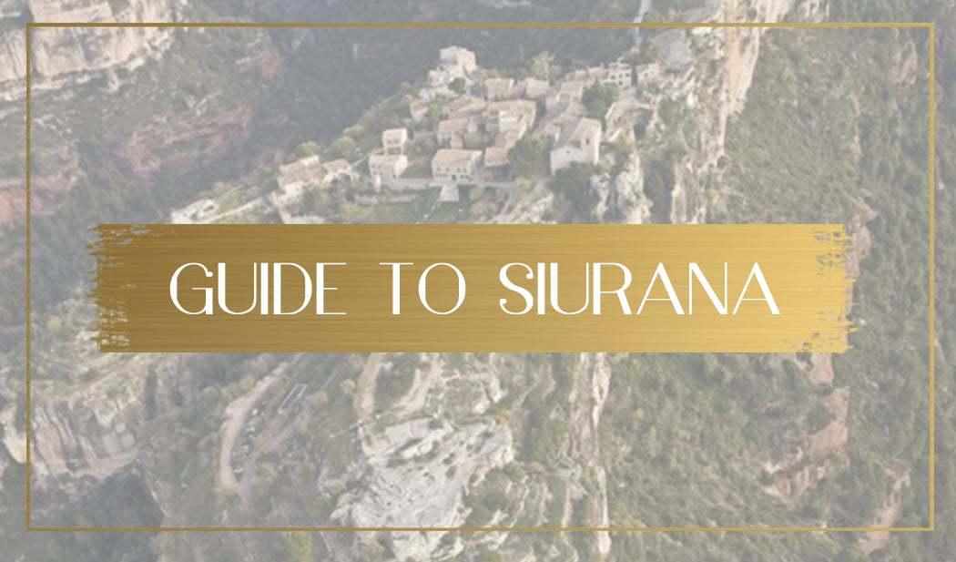 Guide to Siurana main