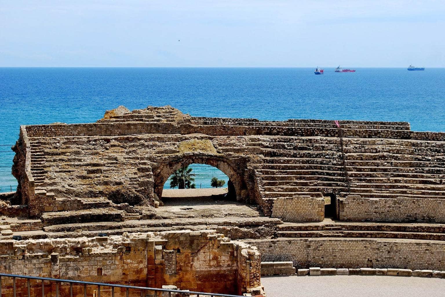 """Amphitheatre of Tarragona"""