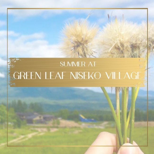 Green Leaf Niseko Village feature
