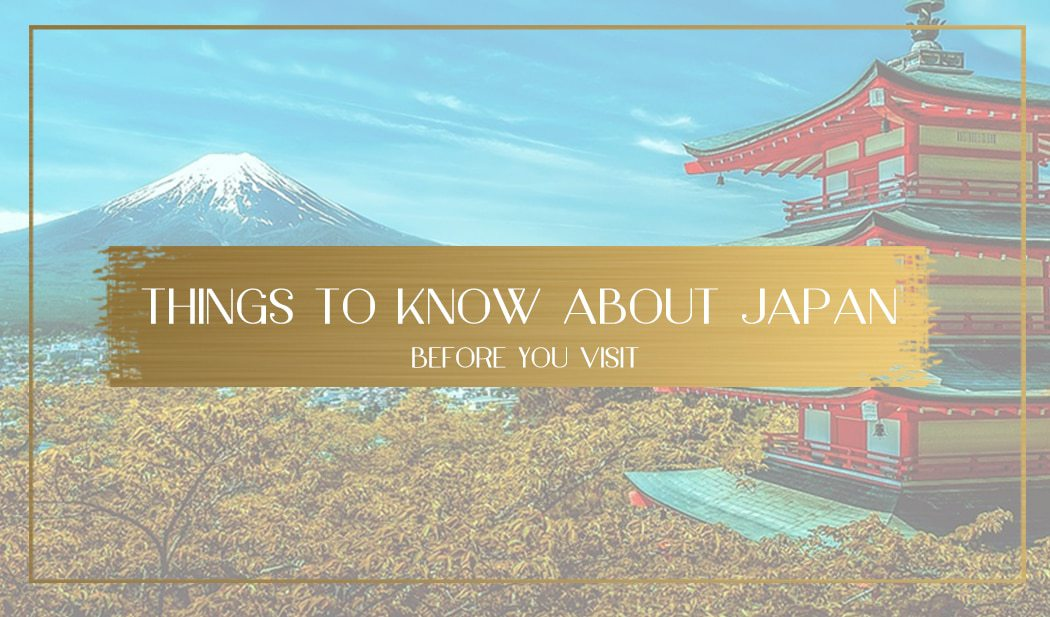 Know about Japan main