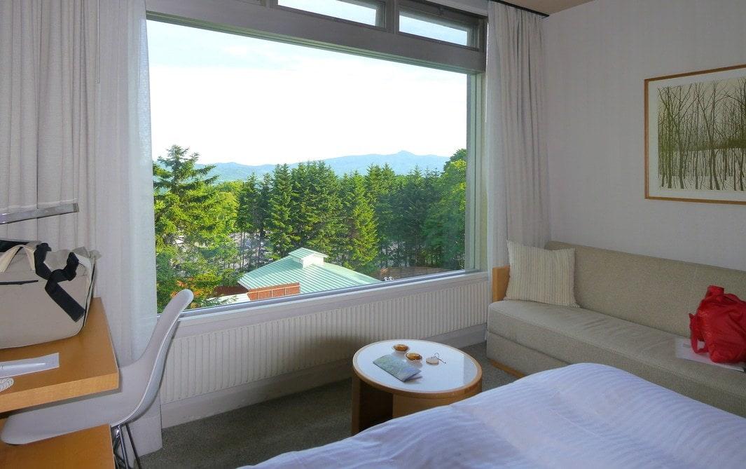 The Green Leaf Niseko Village room views