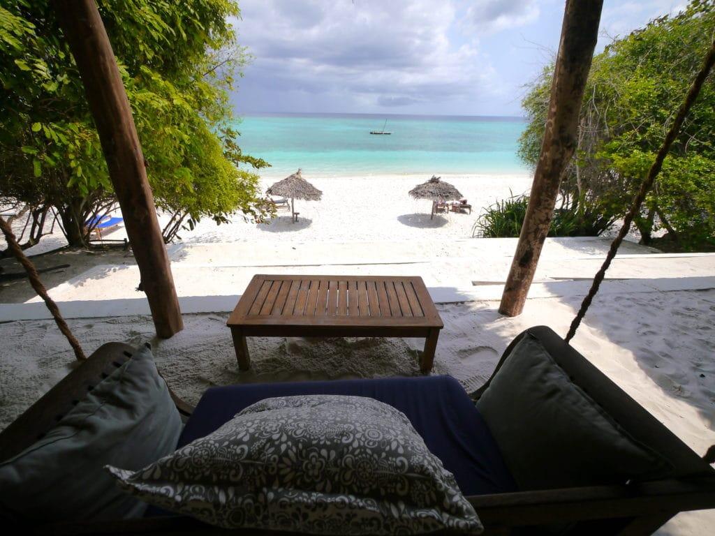 Lounge at The Manta Resort