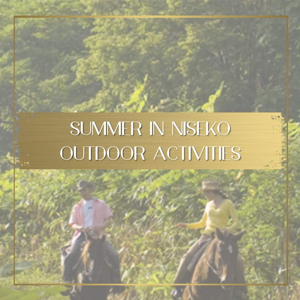Summer in Niseko Japan feature