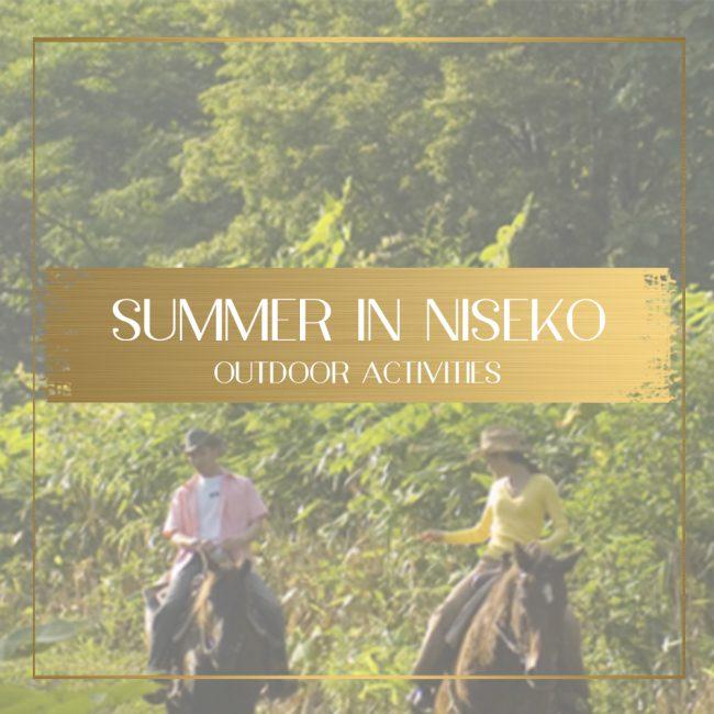Summer in Niseko feature