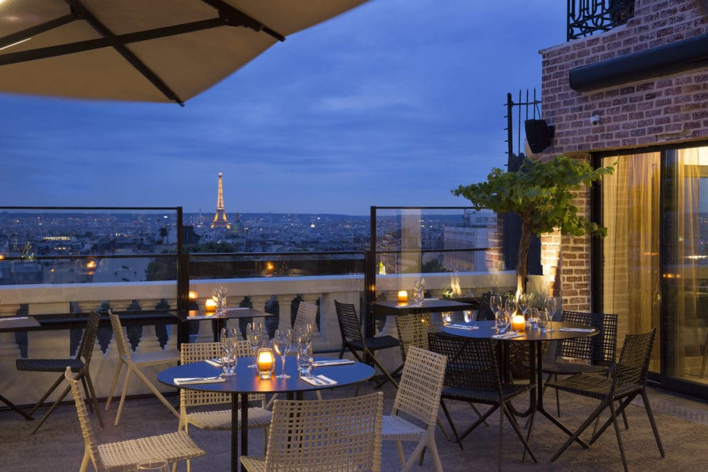 5 Rooftop Bars In Paris With The Ultimate Best Views Of The City