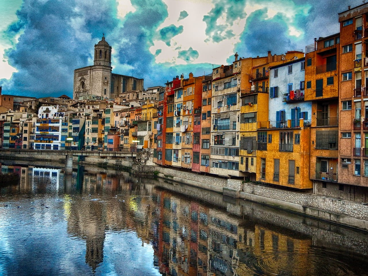 """Canals of Girona"""