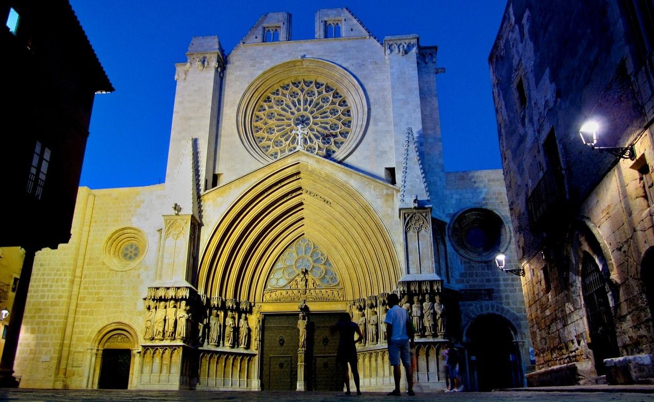 """Tarragona cathedral"""