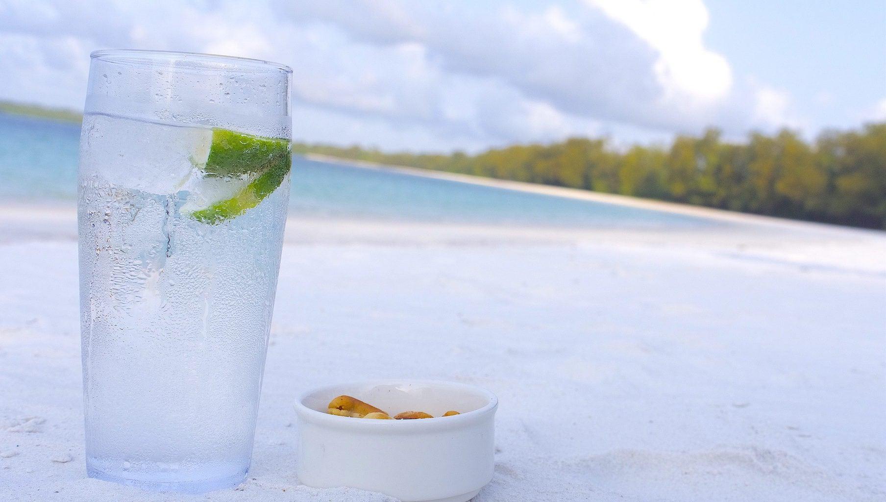 Gin and tonic origin