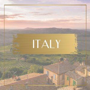 Destinations-Italy