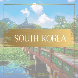 Destination South Korea