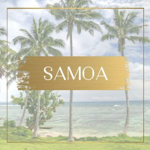 Destination samoa
