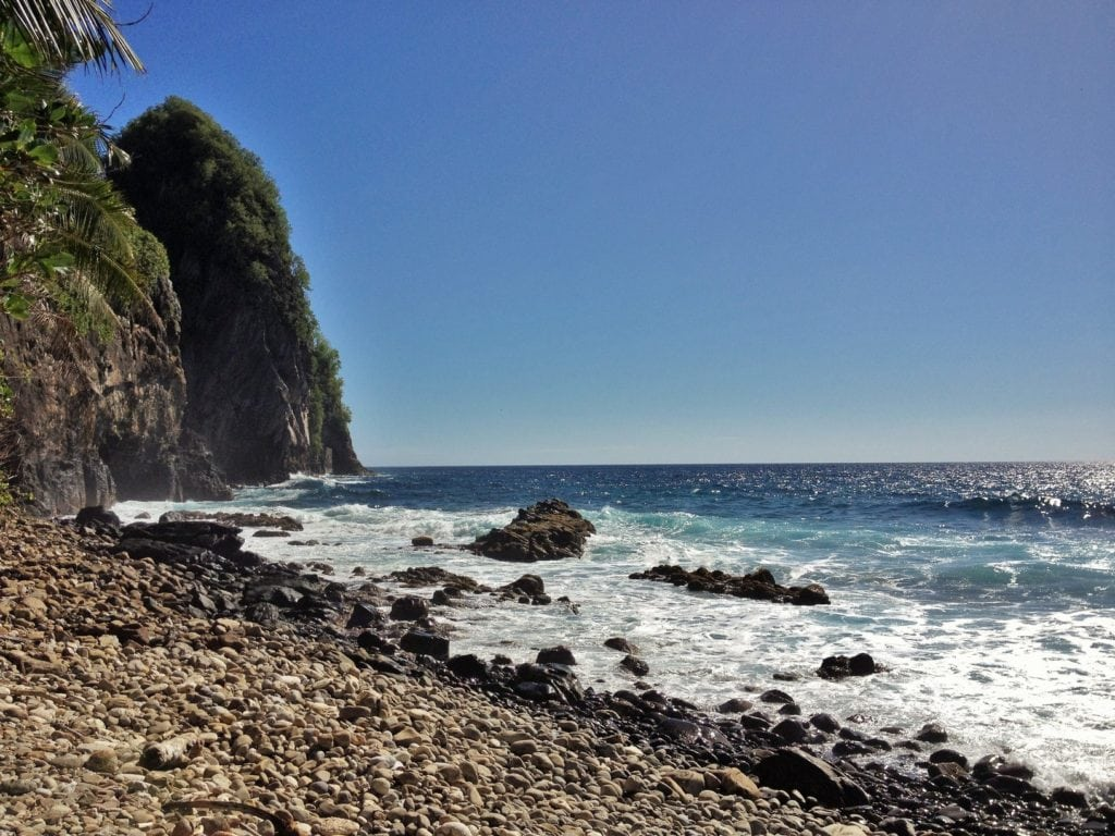 Pola Trail American Samoa