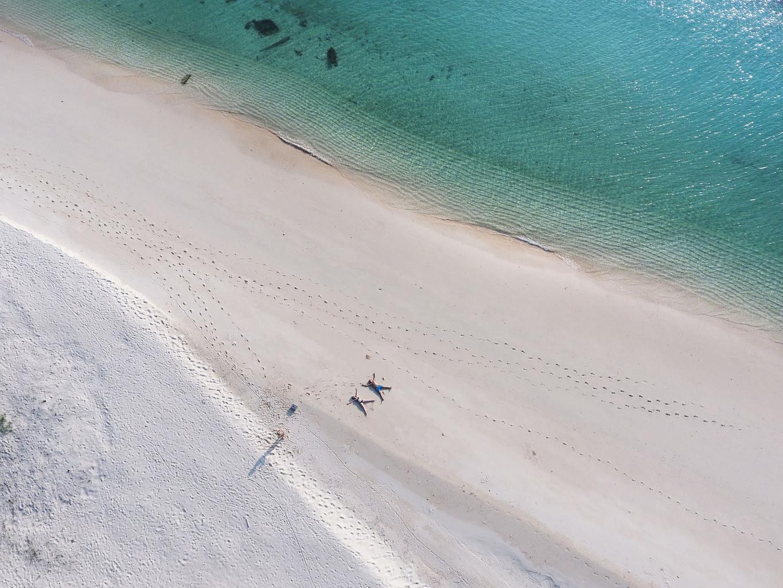 Batu Batu beach