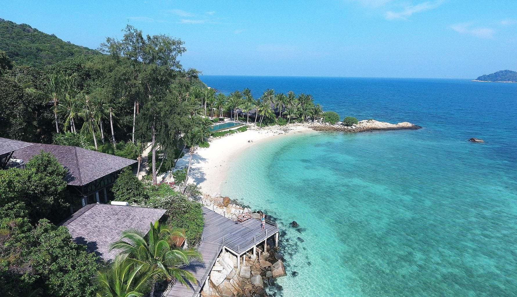 Sea facing villa in Batu Batu