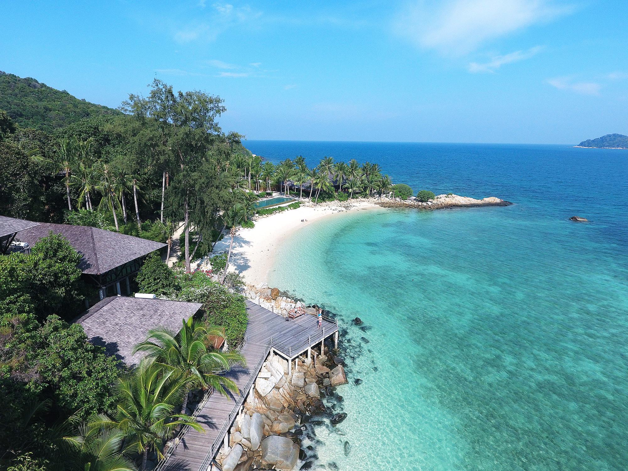 Private island getaway to Batu Batu a slice of paradise in