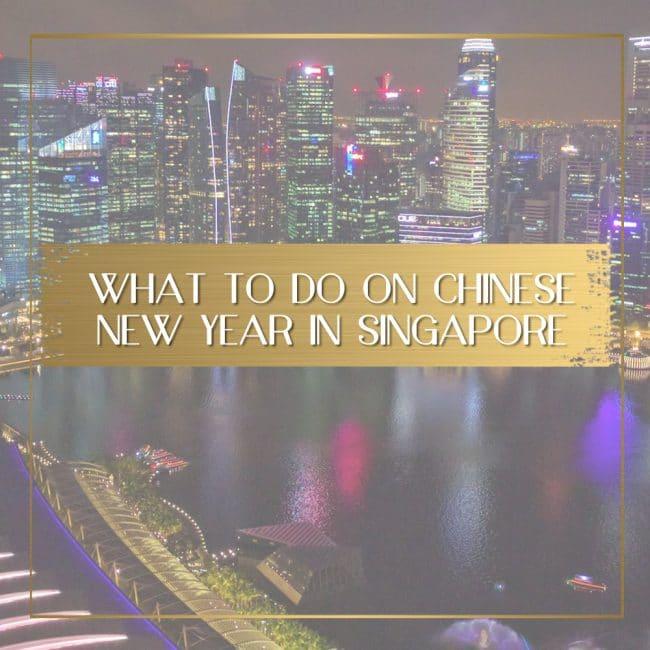 Chinese New Year in Singapore main pic