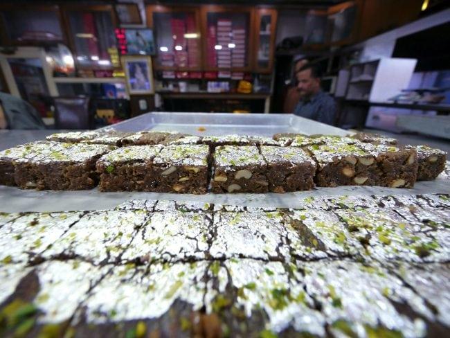 Amritsari sweets