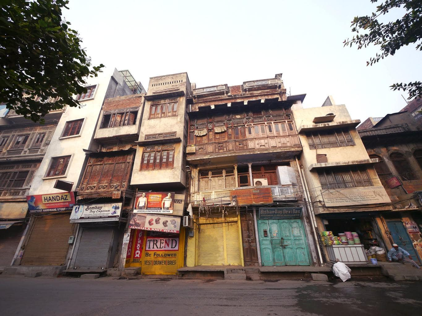 Architecture and heritage in Amritsar