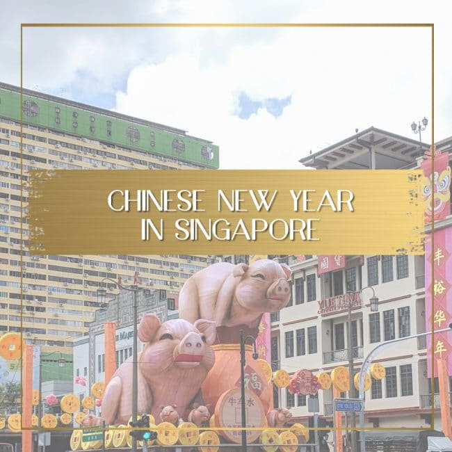 Chinese New Year in Singapore feature