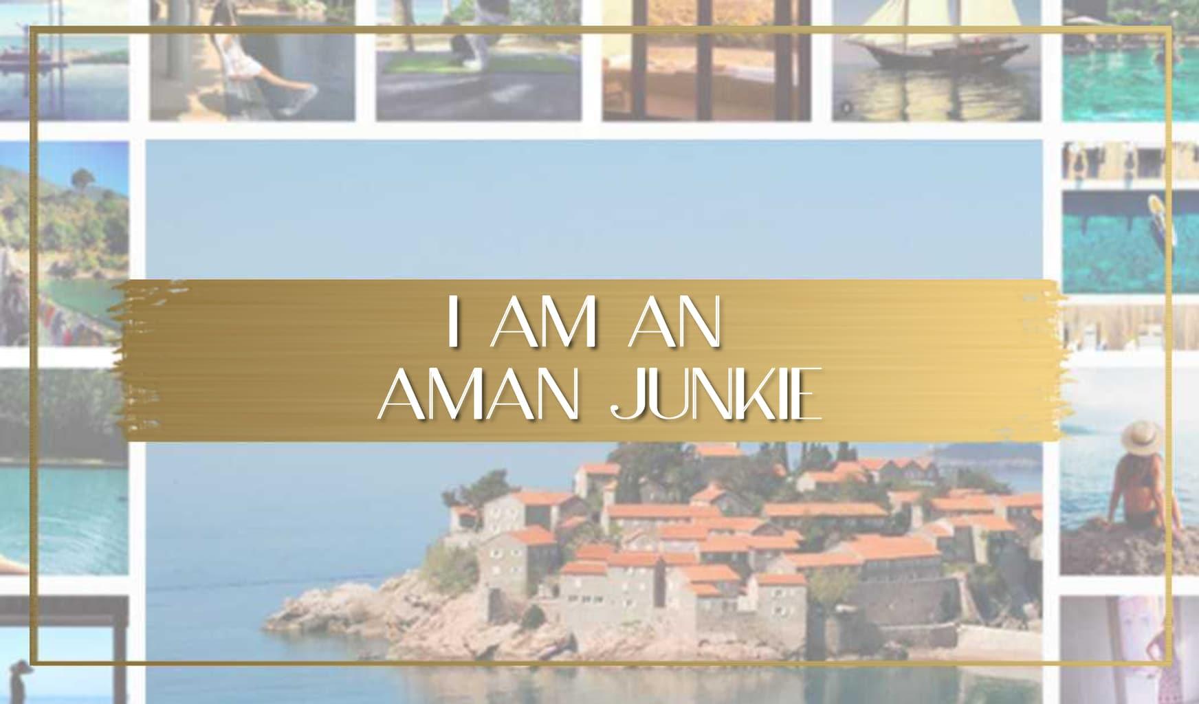 I am an Aman junkie main