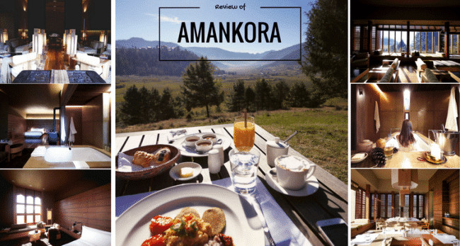 Review of Amankora