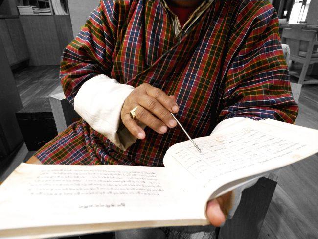 Astrology reading in Bhutan