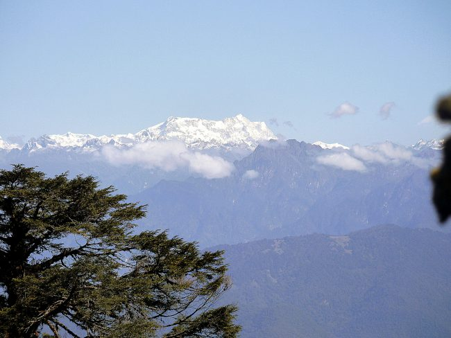 Guide to Bhutan, Bhutanese HImalayas