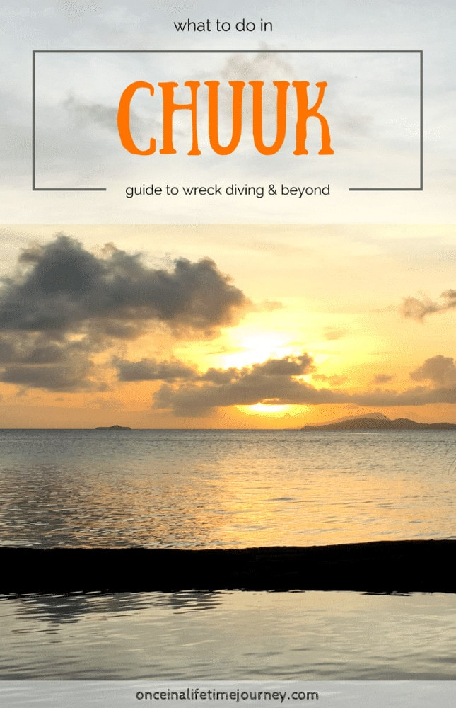 what to do in Chuuk