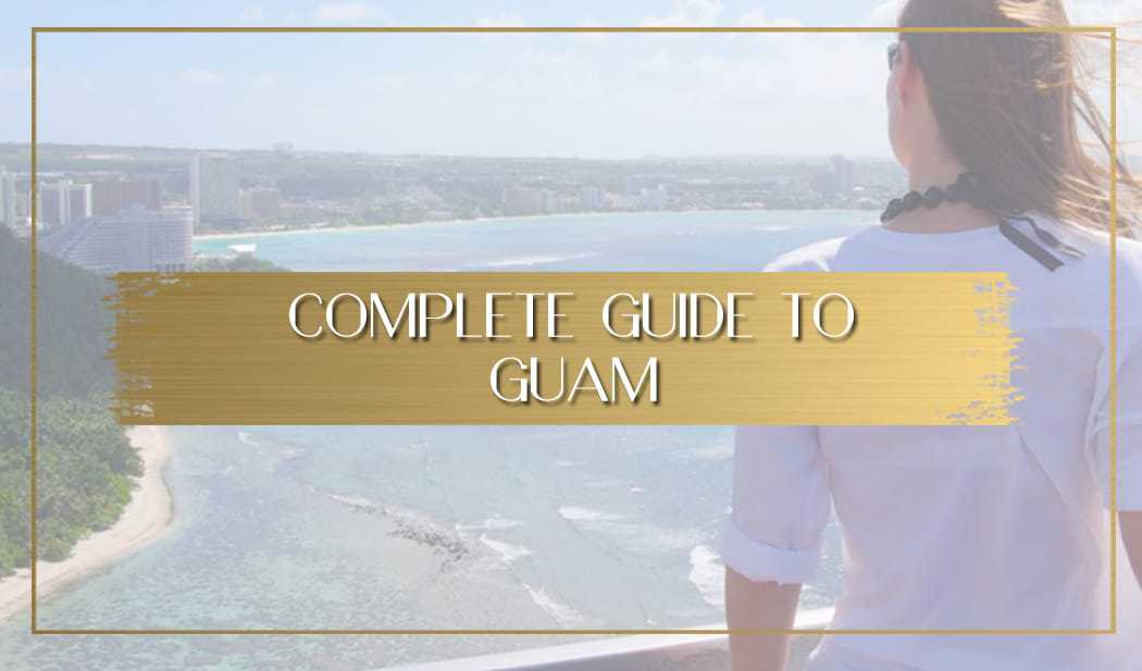 Guide to Guam main